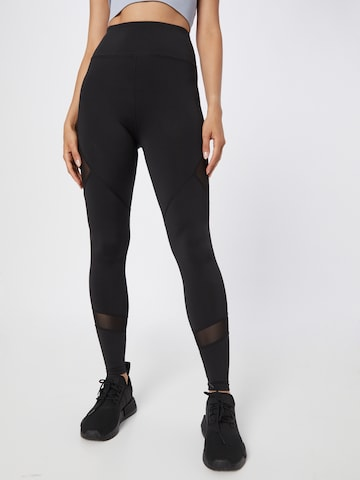 ABOUT YOU Spodnie sportowe 'Charlie' w kolorze czarny