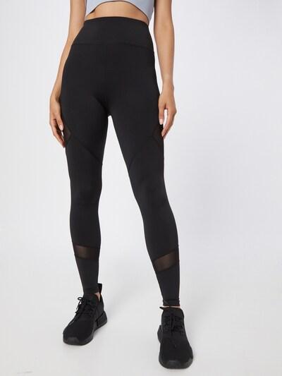 Pantaloni sport 'Charlie' ABOUT YOU pe negru, Vizualizare model