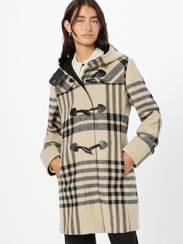GIL BRET Between-Seasons Coat in Brown
