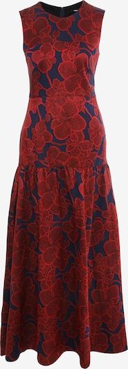 Madam-T Jurk in de kleur Rood, Productweergave