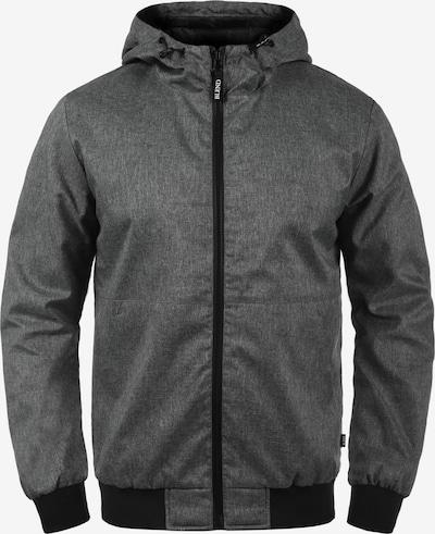 BLEND Jacke 'Neil' in grau / schwarz, Produktansicht
