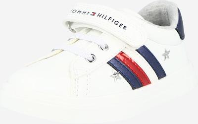 Sportbačiai iš TOMMY HILFIGER , spalva - tamsiai mėlyna / raudona / balta, Prekių apžvalga