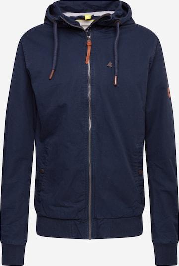 Alife and Kickin Prehodna jakna 'Don' | temno modra barva, Prikaz izdelka