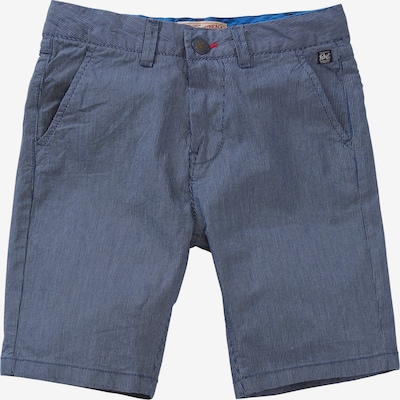 Petrol Industries Shorts in blau / weiß, Produktansicht