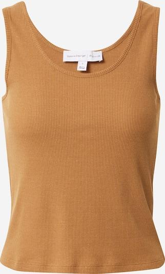 NU-IN Top in de kleur Bruin, Productweergave
