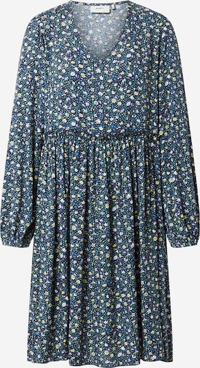 Moves Kleid in dunkelblau / mischfarben, Produktansicht
