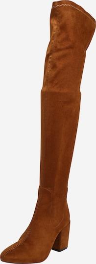 Cizme peste genunchi 'KOLA' Raid pe maro coniac, Vizualizare produs
