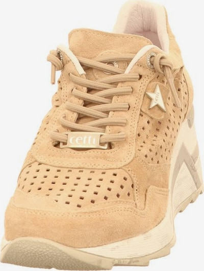Cetti Sneakers in taupe, Produktansicht