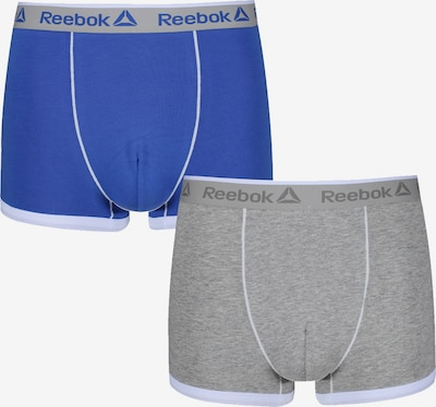 REEBOK Trunks in blau / grau, Produktansicht