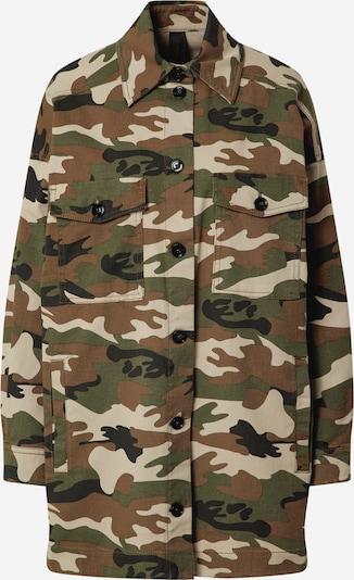 DRYKORN Bluse 'Nasim' in khaki / mischfarben, Produktansicht