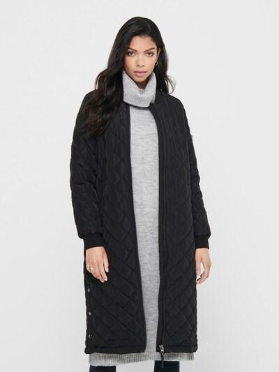 ONLY Övergångskappa 'Jessica' i svart, På modell