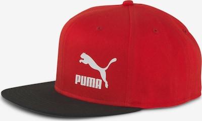 PUMA Cap in rot / schwarz, Produktansicht