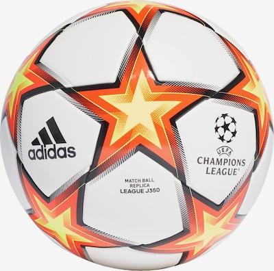 ADIDAS PERFORMANCE Ball in gelb / orange / schwarz / weiß, Produktansicht