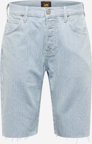 Lee Shorts in Blau