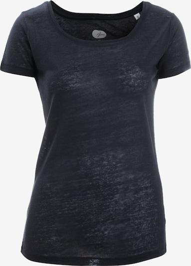 glore T-Shirt ' Sissi Leinen ' in schwarz, Produktansicht