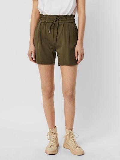 VERO MODA Shorts 'EVA' in khaki, Modelansicht