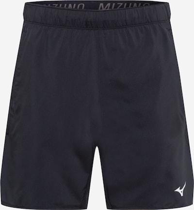 MIZUNO Pantalon de sport 'Core 7.5' en noir, Vue avec produit