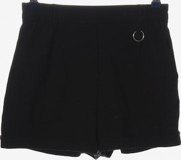 Bershka Shorts in M in Black