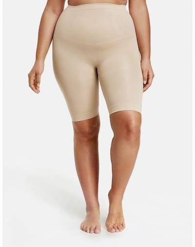 SAMOON Shaping-Hose in beige, Modelansicht