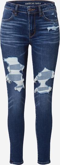 American Eagle Панталон в синьо / син деним, Преглед на продукта