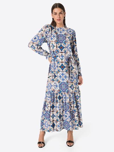 Suknelė iš Trendyol, spalva – mišrios spalvos, Modelio vaizdas