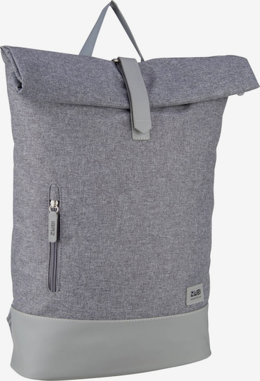 ZWEI Rucksack ' Urban UR250 ' in grau / hellgrau, Produktansicht