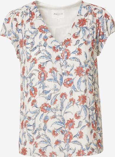 Maison 123 Μπλούζα 'TODELIA' σε εκρού / γαλάζιο / κόκκινο, Άποψη προϊόντος