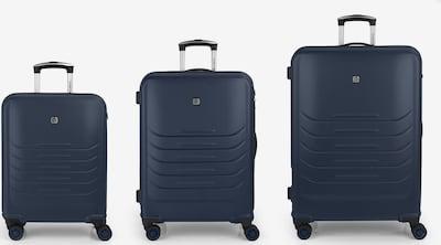 Gabol Ensemble de bagages 'Vasili' en bleu foncé, Vue avec produit