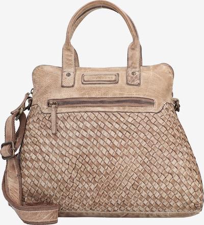 GREENLAND Handtasche 'Femi & Nine' in dunkelbeige, Produktansicht