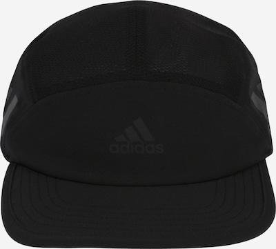 ADIDAS PERFORMANCE Sportpet in de kleur Grijs / Zwart, Productweergave