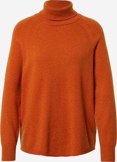 SET Pullover in dunkelorange, Produktansicht