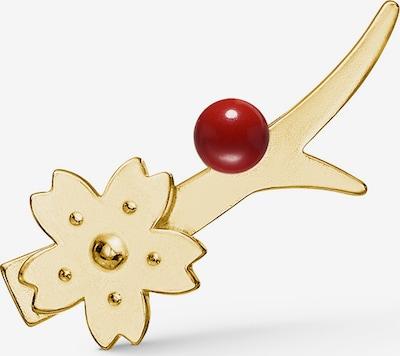 Polar Jewelry Oorbellen 'Sakura Earcrawler - LEFT' in de kleur Goud, Productweergave