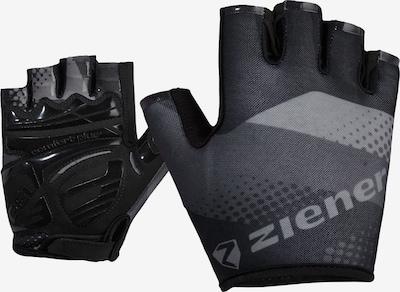 ZIENER Fahrradhandschuh 'CONRADO' in schwarz, Produktansicht