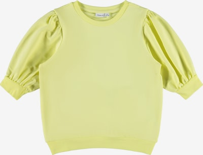 NAME IT Sweat-shirt 'Fekort' en citron vert, Vue avec produit