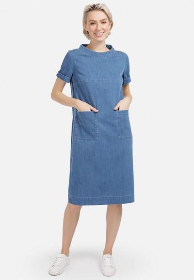 HELMIDGE Jeanskleid in blau, Modelansicht
