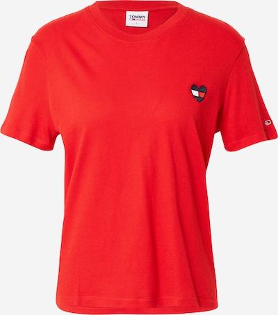 Tommy Jeans Majica u tamno plava / crvena / bijela, Pregled proizvoda