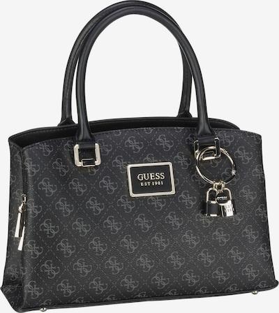 GUESS Tasche 'Tyren Girlfriend' in taupe / anthrazit, Produktansicht