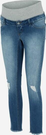 MAMALICIOUS Jeans 'Lila' in blue denim, Produktansicht
