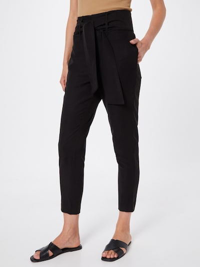 Guido Maria Kretschmer Collection Pants 'Lina' in Black, View model