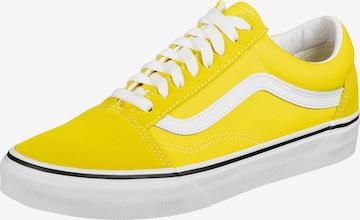 VANS Matalavartiset tennarit 'Old Skool' värissä keltainen