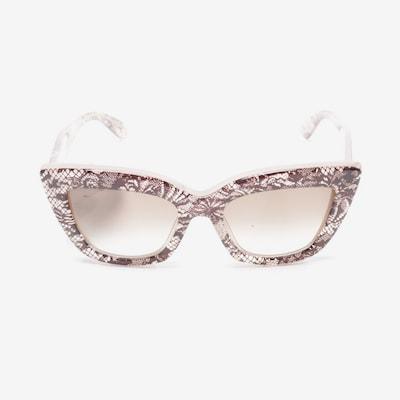 VALENTINO Sonnenbrille in One Size in schwarz, Produktansicht