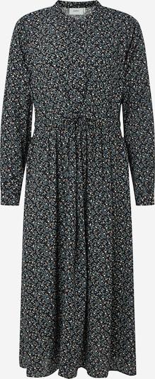 Moves Kleid 'Tanisa' in beige / hellblau / schwarz, Produktansicht