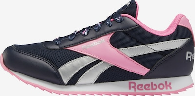 Reebok Classic Sneaker 'Royal Classic Jogger 2' in dunkelblau / hellpink / weiß, Produktansicht