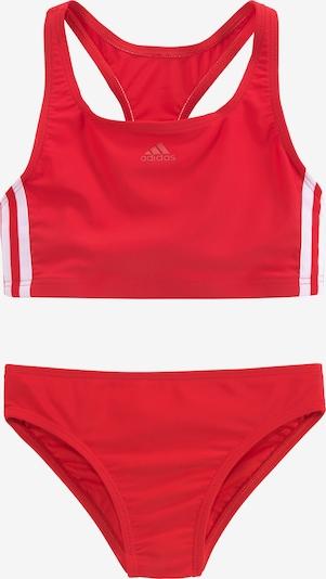 ADIDAS PERFORMANCE Moda de baño deportiva en rojo / blanco, Vista del producto