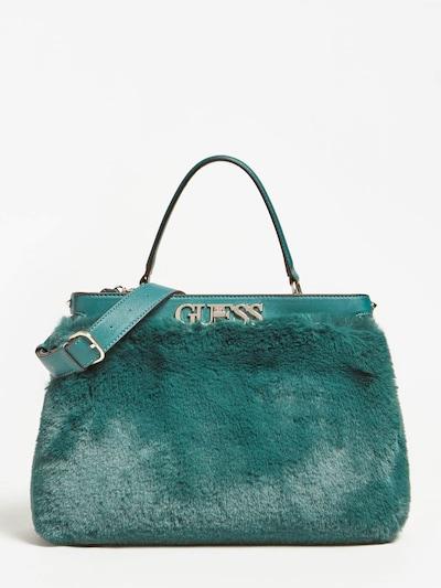 GUESS Handtasche 'Reagan' in smaragd, Produktansicht