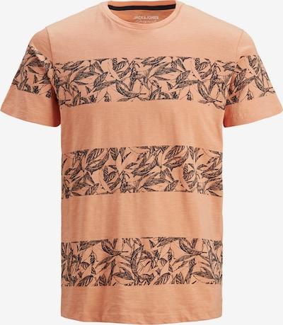 JACK & JONES Camiseta en coral / negro, Vista del producto