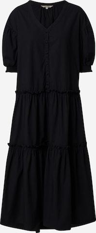 Herrlicher Kleid 'Cathrina' in Schwarz