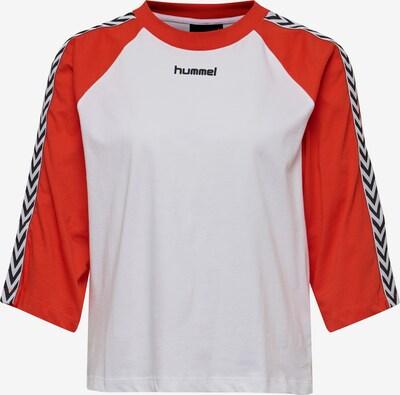 hummel hive Shirt in hummer / schwarz / weiß, Produktansicht