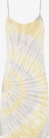 PJ Salvage Nachthemd ' Batik Sun ' in Gelb