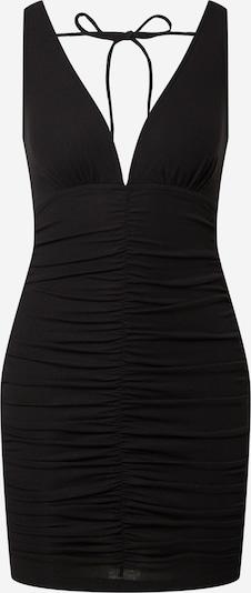 Parallel Lines Kleid in schwarz, Produktansicht